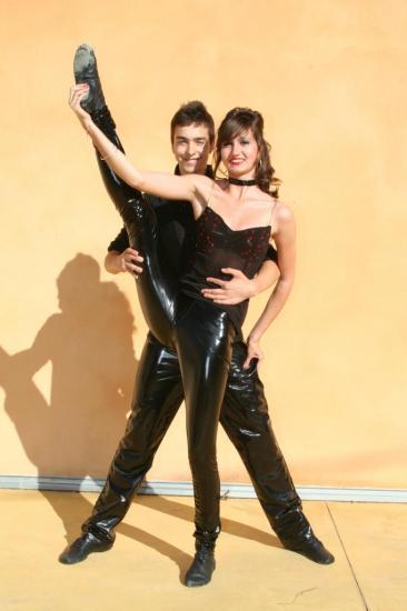 Lucia et Sylvain