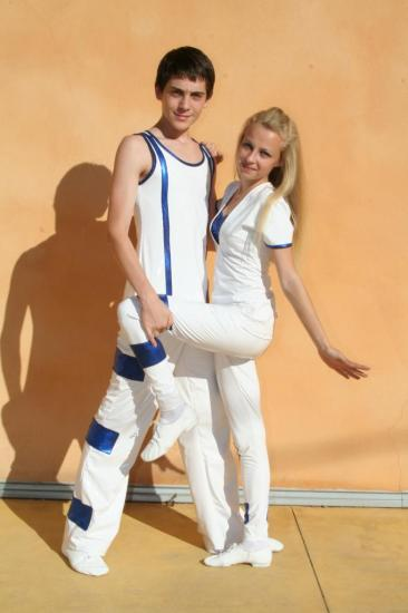 Laurine et Geoffrey